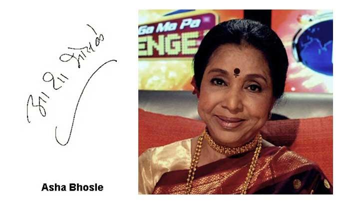 asha-bhosle-autograph